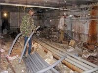 Монтаж опалення в підвальних приміщеннях