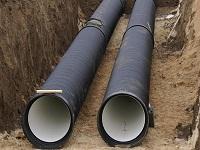 Монтаж водопроводу в будинку таунхаус