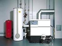 Монтаж газового котла опалення