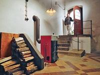 Монтаж опалення в приватному будинку, котеджі, на дачі