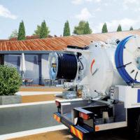 Прочищення зливової каналізації