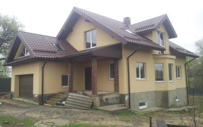 Дом с.Гостомель