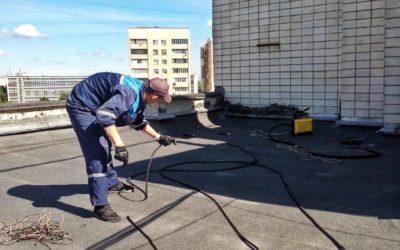 Прочистка кухонных стояков в ОСББ «Лыбедь Плюс»